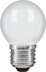 Golf Ball E27 Opal 40W Incandescent/T (100/10)