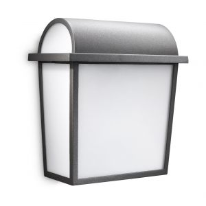 Harvest Wall Lamp 2 Light E27 IP44 Exterior Antracit Aluminium/Synthetic