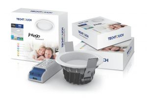 Intego Pro Round Small 15W Cool White 770lm, 3yrs Warranty