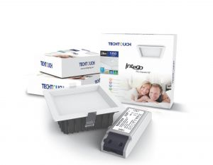 Intego Pro Square Medium 26W Cool White 1490lm, 3yrs Warranty