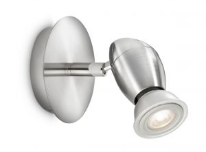 Chestnut 1L Spotlight GU10, Matt Chrome, 2yrs Warranty