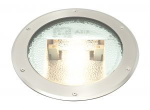 Saxby 7009A150 Aretz Single 150W Metal Halide Asymmetrical Outdoor IP67 Recessed Ground Light