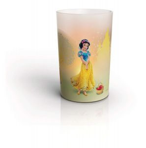 Philips Disney LED Snow White Candle