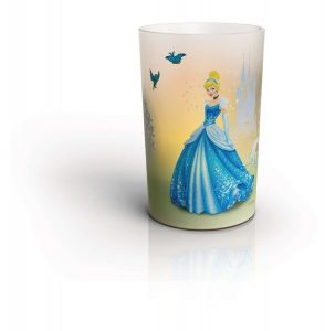 Philips Disney LED Cinderella Candle