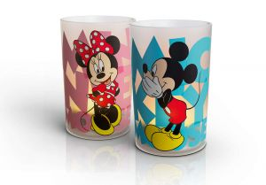 Philips Disney LED Mickey & Minnie Set Candle