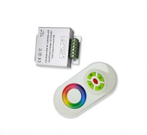 Touch RF White Controller 3 Channel 180W (RGB)