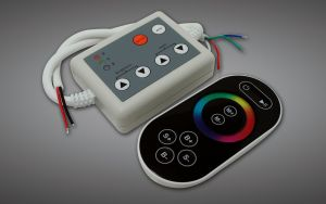 Touch RF Black Controller 3 Channel 144W (RGB)