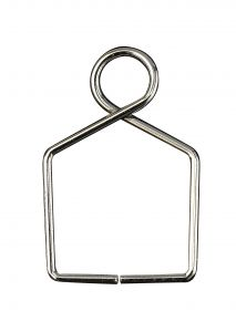 Diyas C90073 Square Claw Link 12X18mm Chrome