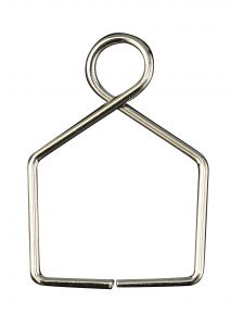 Diyas C90074 Square Claw Link 14X20mm Chrome