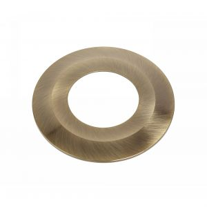 Bazi, Antique Brass Aluminum Ring, 80mm x 4mm, 5 yrs Warranty