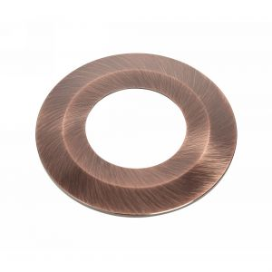 Bazi, Antique Copper Aluminum Ring, 80mm x 4mm, 5 yrs Warranty