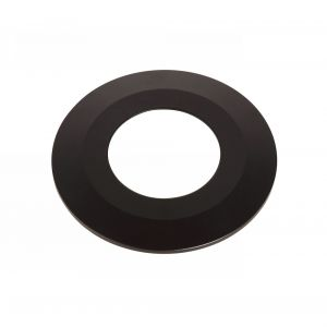 Bazi, Matt Black Aluminum Ring, 80mm x 4mm, 5 yrs Warranty