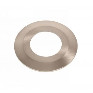 Bazi, Satin Nickel Aluminum Ring, 80mm x 4mm, 5 yrs Warranty