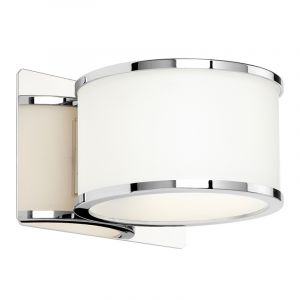 Endon EL-20068 Ip44 Chrome Wall Bracket 1 Light In Chrome