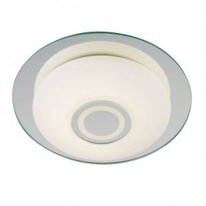 Endon EL-20105 Proton, flush Bathroom Ceiling Light