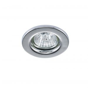 Deco D0036 Hudson GU10 Fixed Downlight Polished Chrome (Lamp Not Included)