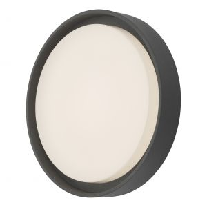 Dar RAL5039 Ralph Flush Anthracite IP65 LED Finish