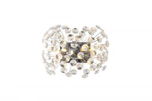 Riptor Wall Light 4 Light G9 Polished Chrome/Crystal