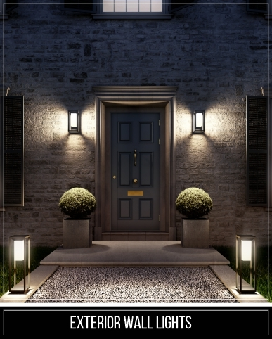 Exterior Wall Lights